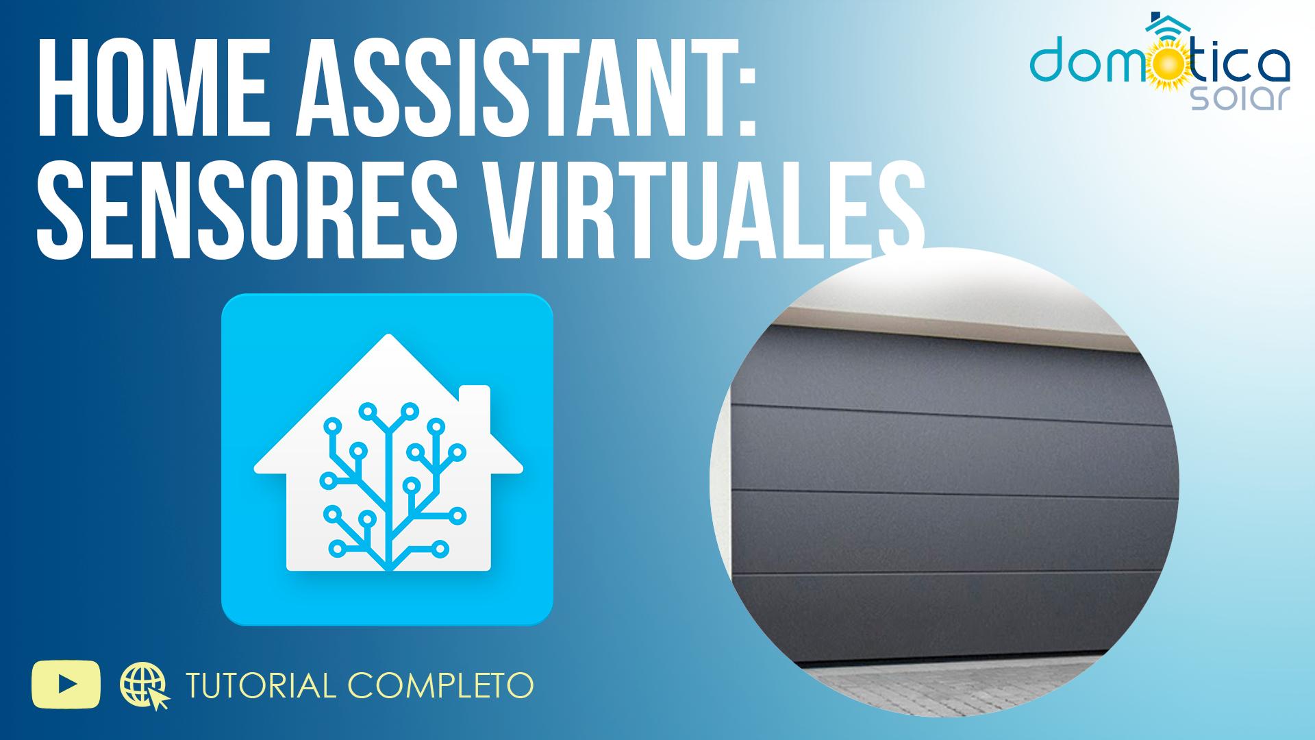 Home Assistant - Sensores Virtuales