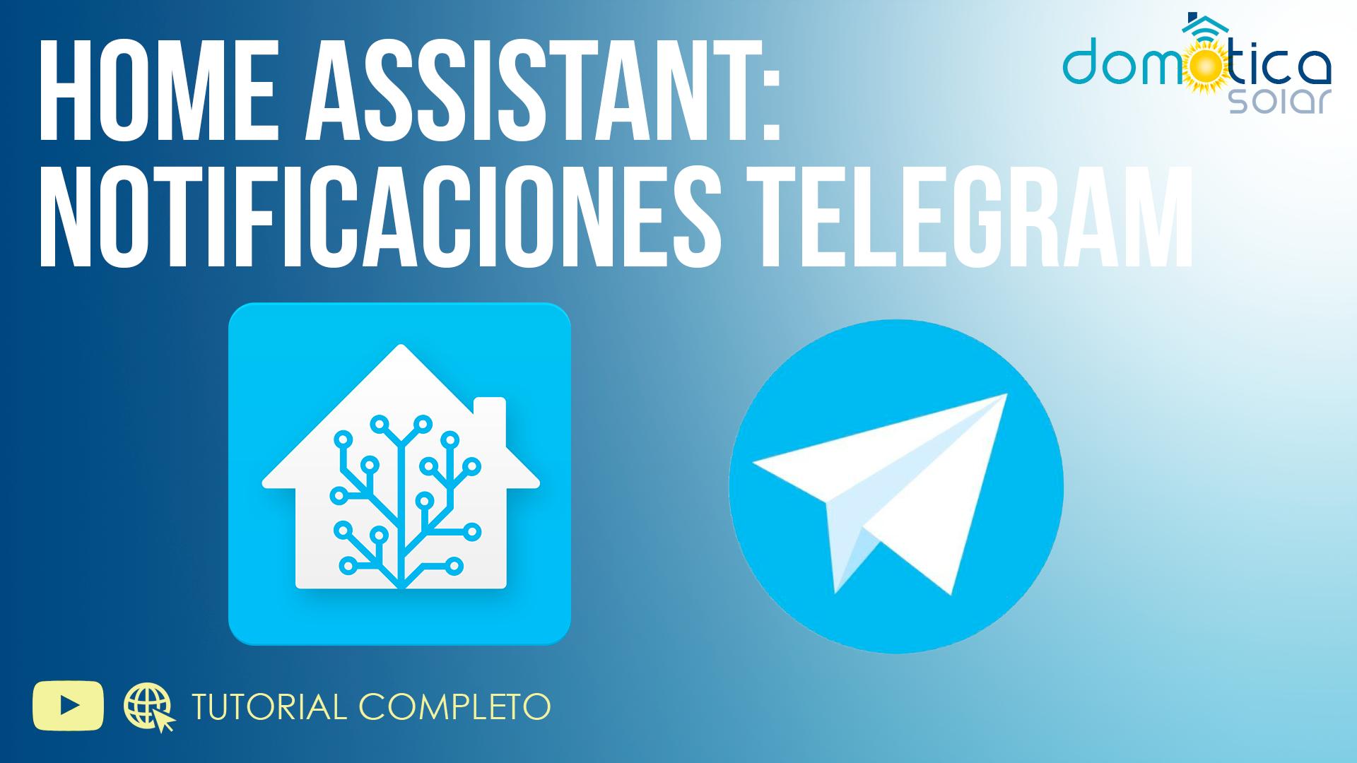 Home Assistant - Telegram