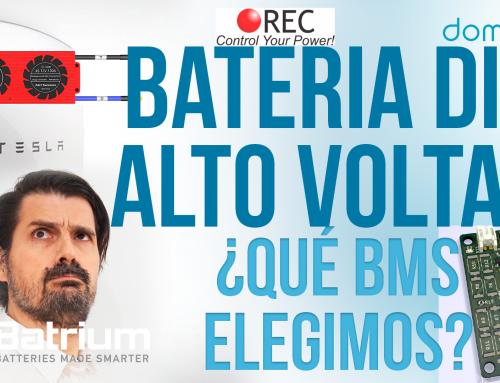 Elige BMS para tu Batería de Alto Voltaje, cual elijo?